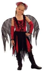 Girl's Spider Fairy Costume